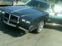 1985 Pontiac Grand Prix, ALL DONE N WASHED UP, exterior