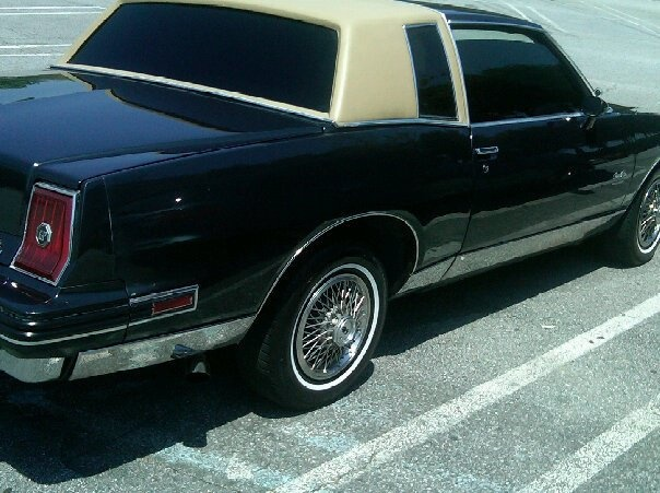 MY 1985 PONTIAC GRAND PRIX...