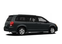 2012 Dodge Grand Caravan, Back quarter view copyright AOL Autos. , exterior, manufacturer, gallery_worthy