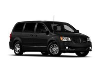 2012 Dodge Grand Caravan, Front quarter view copyright AOL Auto. , exterior, manufacturer, gallery_worthy