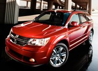 2012 Dodge Journey, Front quarter view copyright AOL Auto. , manufacturer, exterior
