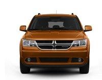 2012 Dodge Journey, Front View copyright AOL Auto. , exterior, manufacturer