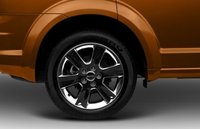 2012 Dodge Journey, Close-up of tire copyright AOL Auto. , exterior, manufacturer