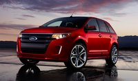 2012 Ford Edge, Front quarter view. , manufacturer, exterior