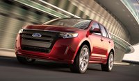 2012 Ford Edge, Front View. , exterior, manufacturer