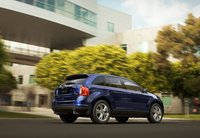 2012 Ford Edge, Back quarter view. , exterior, manufacturer