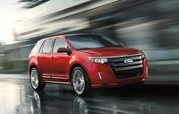 2012 Ford Edge, Front quarter view. , exterior, manufacturer