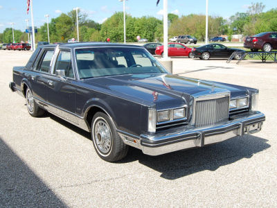 1984 Lincoln Town Car Overview Cargurus