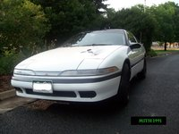 1991 Mitsubishi Eclipse GS 2.0, This is my 1991 eclipse just a few days after paint and body work., exterior, gallery_worthy