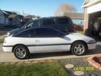 1991 Mitsubishi Eclipse GS 2.0, This was the very first day I brought my car home., exterior, gallery_worthy