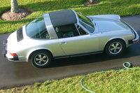 1977 Porsche 911S Targa, exterior