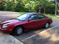 Picture of 1998 Mercury Sable 4 Dr GS Sedan, exterior