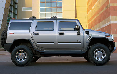 2008 Hummer H2 picture
