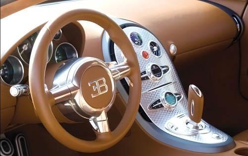 2008 Bugatti Veyron - Interior Pictures - CarGurus
