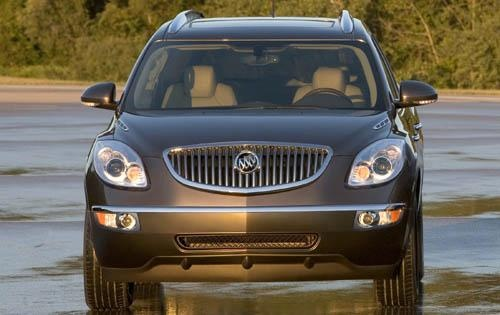 Picture of 2012 Buick Enclave