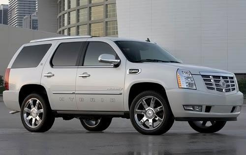Picture of 2011 Cadillac Escalade