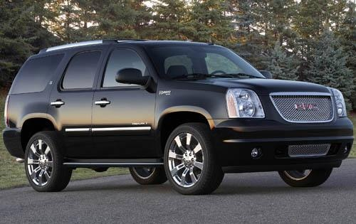 Picture of 2011 GMC Yukon