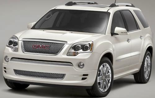 Picture of 2012 GMC Acadia, exterior, gallery_worthy