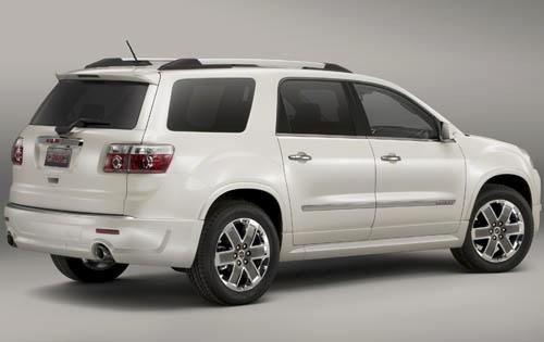 Picture of 2012 GMC Acadia