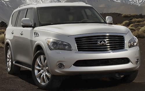 Picture of 2011 INFINITI QX56