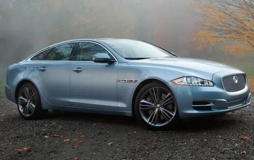 2012 Jaguar XJ Series Review