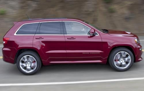 Picture of 2010 Jeep Grand Cherokee