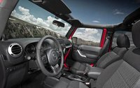 Picture of 2012 Jeep Wrangler, interior, manufacturer