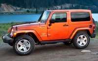 2012 Jeep Wrangler Overview