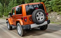 2012 Jeep Wrangler picture, exterior, manufacturer