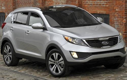 Picture of 2012 Kia Sportage