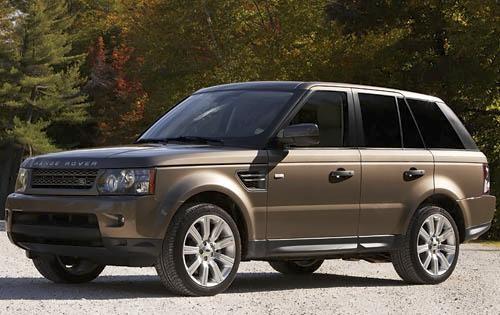 Image de 2011 Land Rover Range Rover Sport