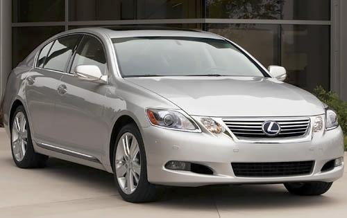 Picture of 2011 Lexus GS Hybrid