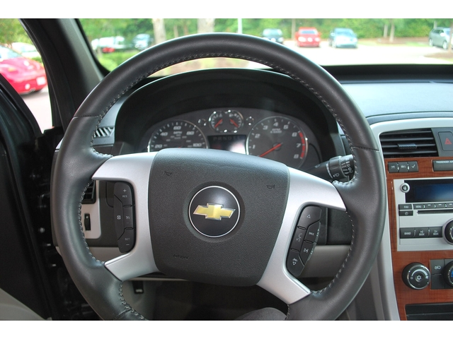 2009 Chevrolet Equinox LT1 picture, interior