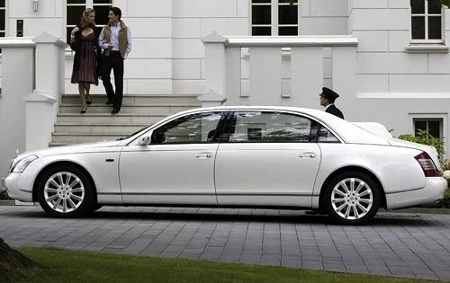 Picture of 2011 Maybach 57