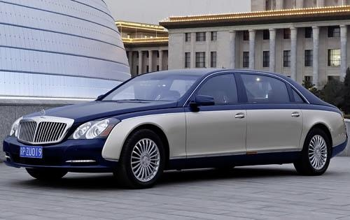 Picture of 2011 Maybach 62