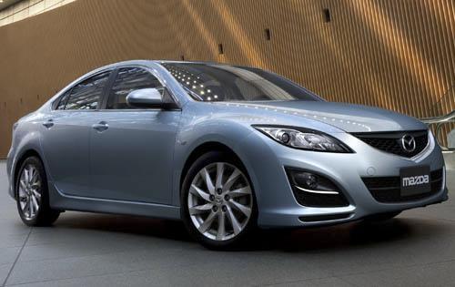 Foto de un 2011 Mazda MAZDA6