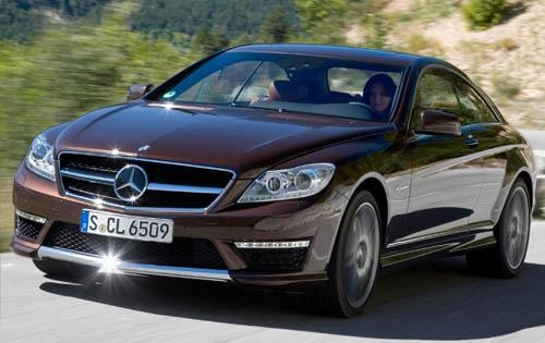 Picture of 2011 Mercedes-Benz CL-Class
