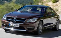 2011 Mercedes-Benz CL-Class Picture Gallery