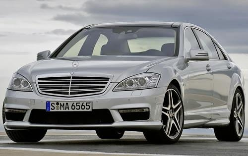 Picture of 2011 Mercedes-Benz S-Class