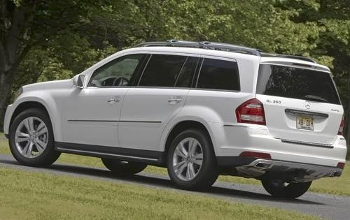 Picture of 2011 Mercedes-Benz GL-Class