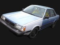 Picture of 1985 Subaru GL, exterior, gallery_worthy