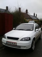 Picture of 2000 Vauxhall Astra, exterior