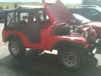 1966 Jeep CJ5 Picture Gallery