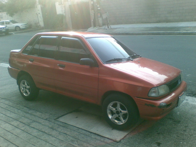 Picture of 1996 Kia Pride, exterior