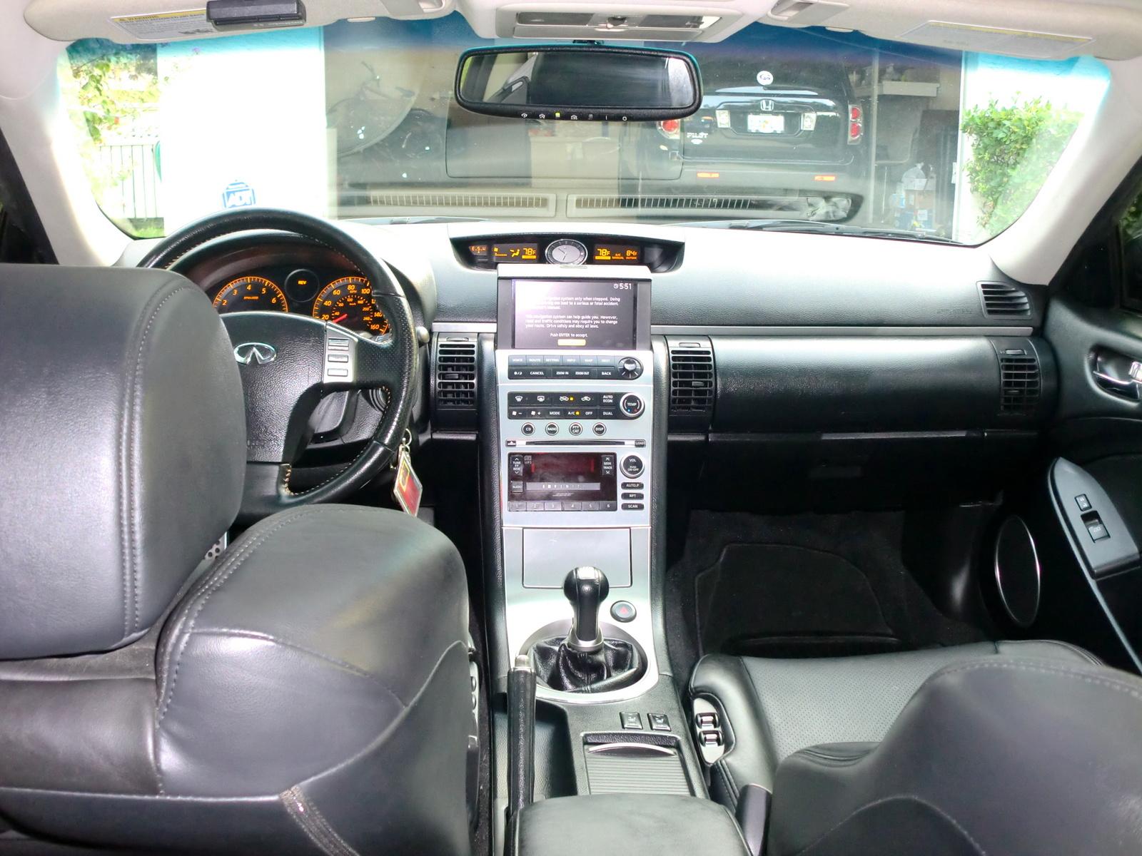 2007 Infiniti G35 Interior Pictures Cargurus