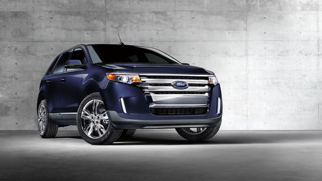 Ford Edge Limited  Ford Edge Limited Exterior Gallery_worthy