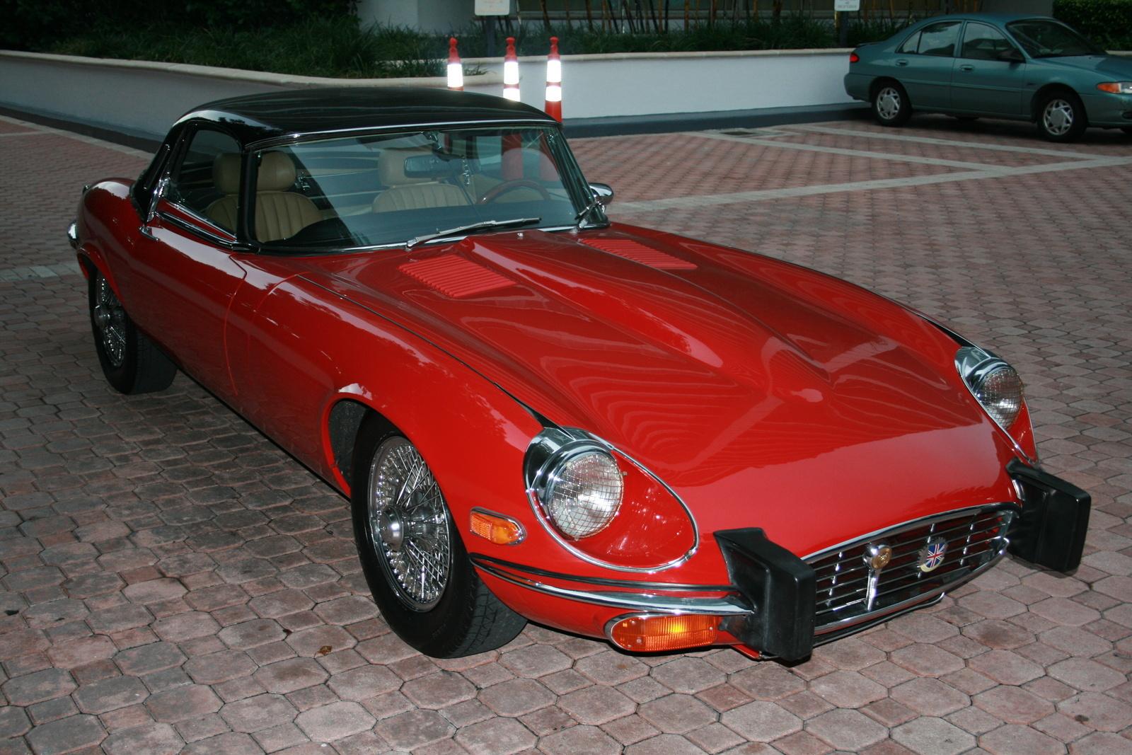1974 Jaguar E-TYPE - Overview - CarGurus