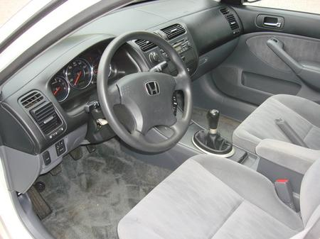 Picture of 2003 Honda Civic LX, interior