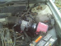 Picture of 1995 Ford Taurus SE, engine