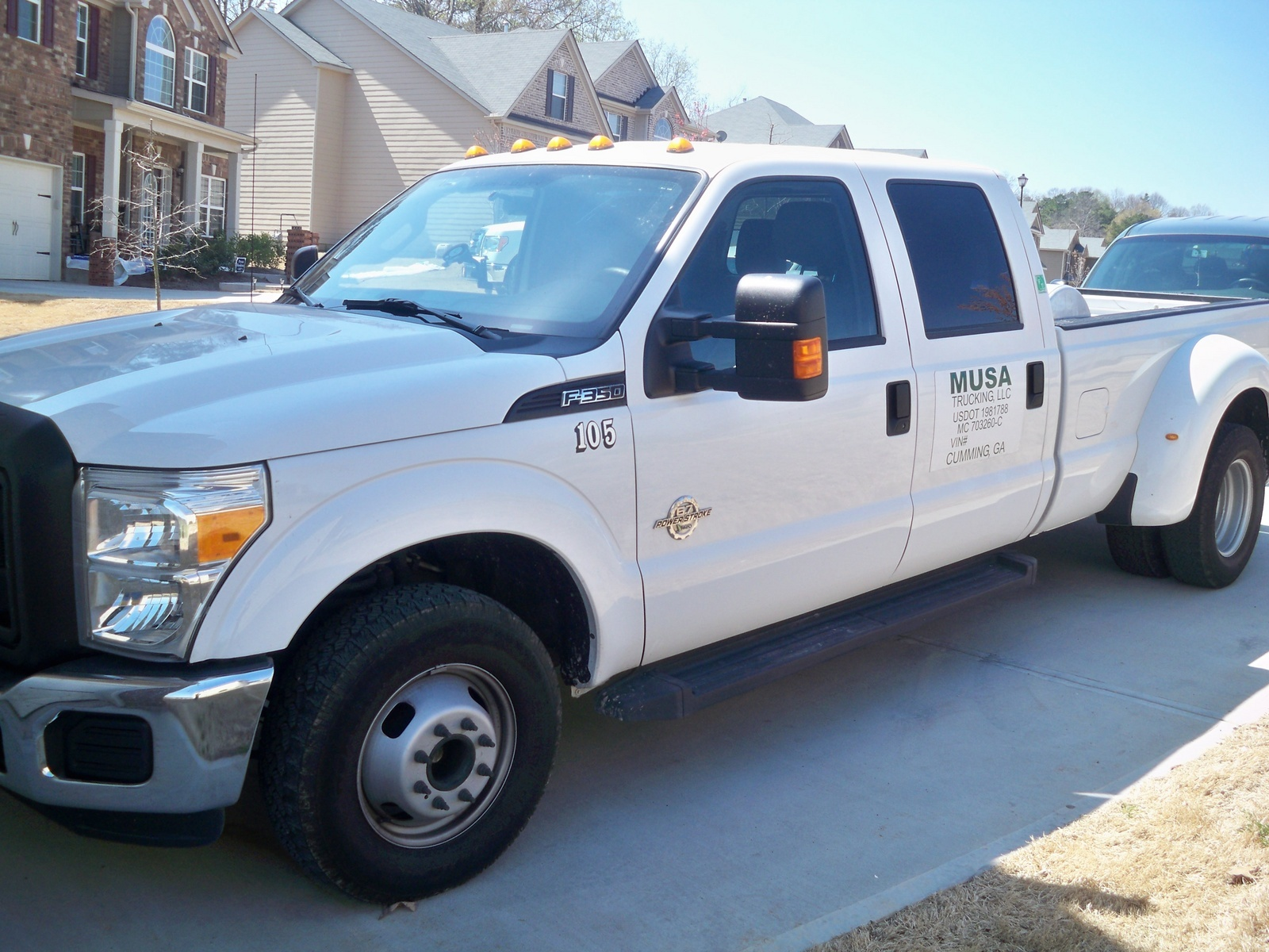 Ford F-350 Super Duty Questions - Need to locate the fuse that ...